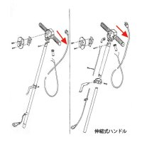 """musashi製8""""ポリッシャー用パーツNo.3コード(10m)(※プラグは含みません)"""
