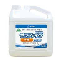 ペンギン セラファイン 中性[4Lx2本] - 浸透型界面活性剤配合セラミックタイル専用クリーナー