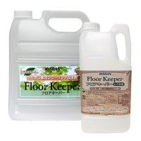 リスダン フロアキーパー - 汚れ落とし兼用フローリング保護剤