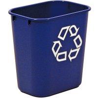 ラバーメイド デスクサイド リサイクルコンテナ