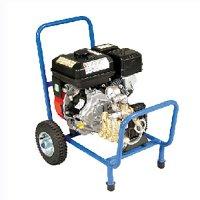 【リース契約可能】精和産業 JC-1513GO - ガソリンエンジン(開放)型コンパクト高圧洗浄機【代引不可】
