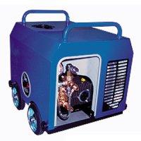 【リース契約可能】精和産業 JC-1612KB - ガソリンエンジン(簡易防音)型高圧洗浄機【代引不可】
