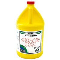 S.M.S.Japan クリスタルリンス[3.8L] - カーペットクリーニング用前処理剤(クリスタル剤)