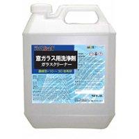 つやげん [MUK]ガラスクリーナー [4L ×4] - 業務用ガラス洗浄剤