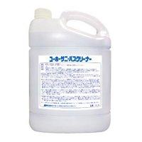 ユーホーニイタカ サニバスクリーナー[5Lx4] - 殺菌剤配合中性洗剤