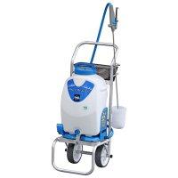 蔵王産業 パワーミスターS - カーペットクリーニング用バッテリー式 洗剤散布機【代引不可】