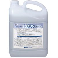 ユーホーニイタカ エコクリン[5Lx3] - 人と環境にやさしい多目的中性洗剤