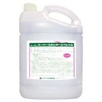 ユーホーニイタカ スーパースポッタースペシャル[5Lx4] - カーペット専用シミ抜き剤