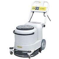 アマノ クリーンバーニー S-380 - 超小型自動床洗浄機[15インチパッド]