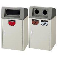 山崎産業 リサイクルボックスF(屋外用)【代引不可】