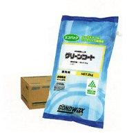 コニシ グリーンコート エコパック[2kgx9] - メタルフリー樹脂ワックス