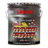 横浜油脂工業(リンダ) メガハードコート[18kg] - 作業性・初期光沢に優れる高性能樹脂ワックス(帯電防止剤配合)