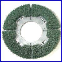 OCEグリットブラシ<ライト> - 研磨砥粒入ナイロンブラシ