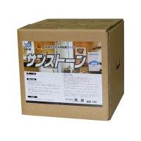 万立(白馬) サンストーン[18L] - 超耐水性樹脂ワックス(高速バフ対応)