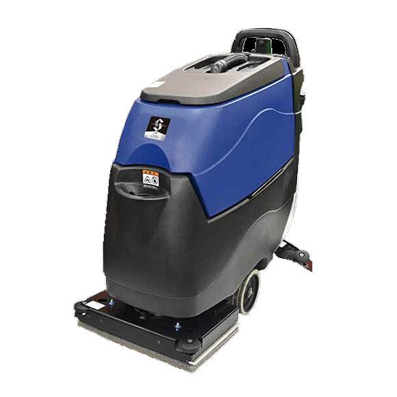 【リース契約可能】シーバイエス S20 (エス20) - 20インチ スクエア振動型自動床洗浄機