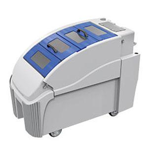カイスイマレン カートペール CPR600 - 様々な清掃作業に対応する集積搬送カート