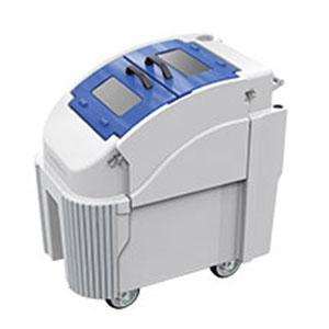 カイスイマレン カートペール CPR300 - 様々な清掃作業に対応する集積搬送カート