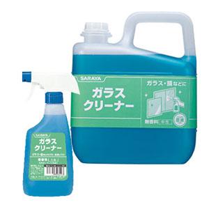 サラヤ ガラスクリーナー - ガラス用洗浄剤