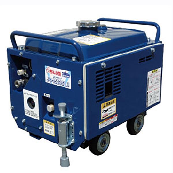 【リース契約可能】精和産業 JC-1513SLN - ガソリンエンジン(防音)型高圧洗浄機【代引不可】