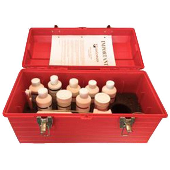フォンシュレーダージャパン スポッティングキット - 各種シミ除去剤セット