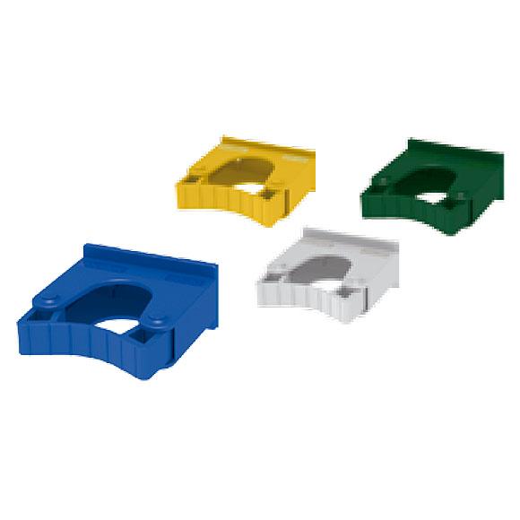 ツールフレックス アルミレール・壁用カラー ゾーニング対応シリーズ