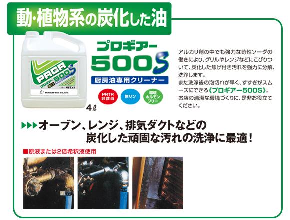 ペンギン プロギアー2000S - 動・植物油専用強力アルカリ洗剤商品詳細06