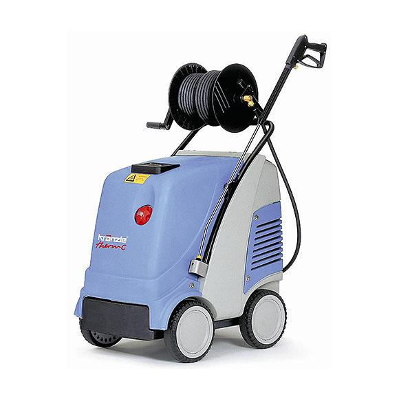 日本クランツレ thermC13/180 - 業務用モーター式温水高圧洗浄機
