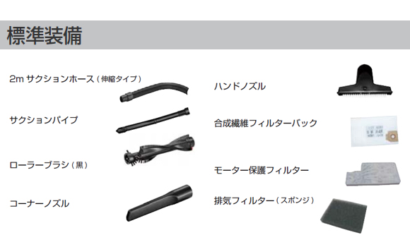 ケルヒャーCV 38/1商品詳細06