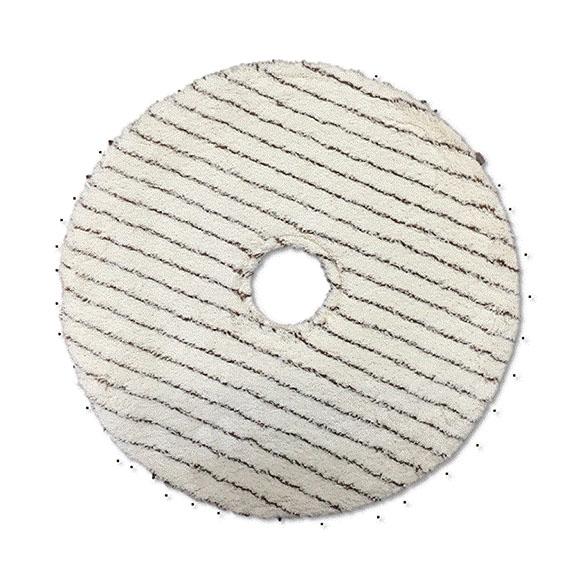 アピコ コットンバーニッシュパッドII - 熱でワックスを軟化して平滑にする
