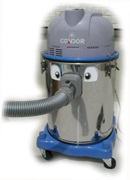 乾湿両用バキュームクリーナー コンドルCVC-108WD