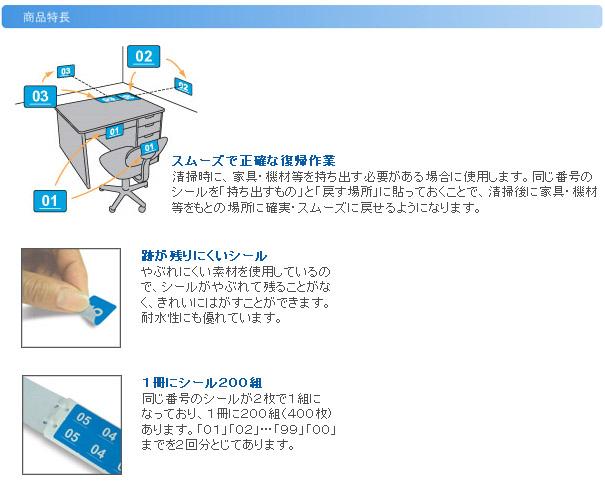 セイワ ピタレコシール - 床メンテナンス定期清掃の必須ツール 01