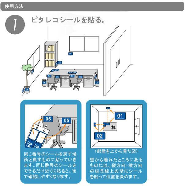 セイワ ピタレコシール - 床メンテナンス定期清掃の必須ツール 02