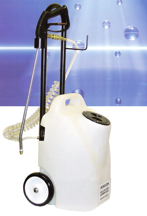 S.M.S.Japan スプレーペンギン - 充電式コードレススプレーヤー洗剤散布機【代引不可】 01