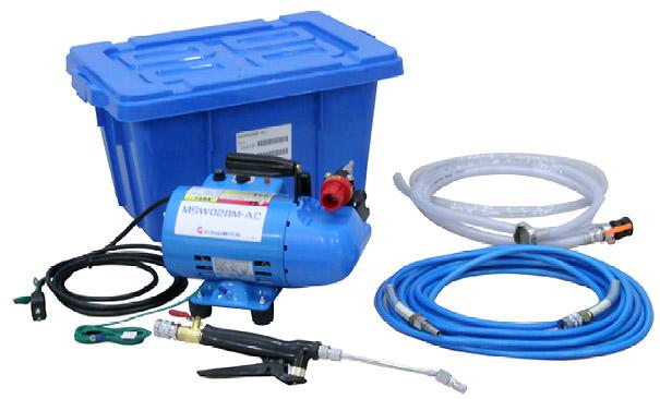 エアコン洗浄機MSW028M-AC