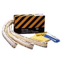 スリーエム ジャパン ケミカルスピルキット ボックスタイプ SRP-CHEM (1セット×3箱) - オイル・水・酸・アルカリ用液体吸収材・流出事故対策緊急キット