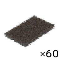 スリーエム ジャパン グリドルパッド全温用 [10枚入×6] - グリドル、鉄板磨き用パッド