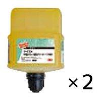 スリーエム ジャパン ツイストクリーニングケミカル 中性トイレ・ 浴室クリーナー(除菌剤配合) [2L×2] - 高濃縮洗剤