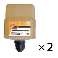 スリーエム ジャパン ツイストクリーニングケミカル 動・植物油脂専用 クリーナー [2L×2] - 高濃縮洗剤