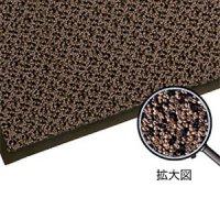 スリーエム ジャパン エンハンス マット 850 ブラウン&ブラウン - 〈屋内・常設用〉エントランス用マット 通行量が多い場所に最適【代引不可】