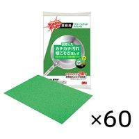 スリーエム ジャパン スコッチ・ブライト グリーンパッド No.96 PRO(10枚入×6)