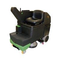 【リース契約可能】アムテック eフォース (イーフォース) - 26インチ 搭乗型自動床洗浄機【代引不可】