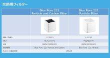 下記の画像で更に詳しく見ることができます。1: Blueair(ブルーエアー) Blue Pure 221 Particle(ブルー ピュア 221 パーティクル) - 360°全方向パワフル吸引空気清浄機