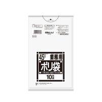 日本サニパック ポリ袋 45L 650×800mm [10枚入]