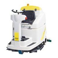 【リース契約可能】アマノ SE-840e - 搭乗式自動床洗浄機【代引不可】
