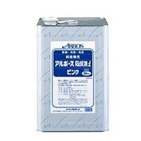 ■送料無料・5缶以上での注文はこちら■アルボース石鹸液 i ピンク [18kg] 【代引不可・個人宅配送不可】