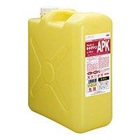 アルボース オートクリーンAPK [25kg] - 自動食器洗浄機用液体洗浄剤(塩素系漂白剤配合)