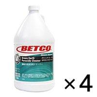 ベトコ BETCO グリーンアース プロオキサイドクリーナー 3.8L×4 - 濃縮タイプ中性多目的クリーナー
