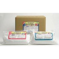 クリアライト工業 バイオダッシュW[A剤4kgx2袋+B剤6kgx2袋] - 浴槽水循環配管洗浄剤
