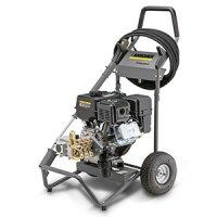 【リース契約可能】ケルヒャー高圧洗浄機 HD 6/12 G - 業務用エンジン式冷水高圧洗浄機【代引不可】