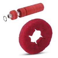 ケルヒャー ローラーパッド(96mm) 標準 赤 6.369-453.0